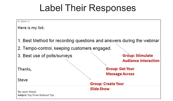 label-their-responses