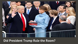 President Trump's Inauguration Speech: Did He Rule the Room?