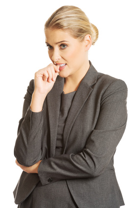 nervous habits If you've ever felt nervous or insecure but wanted to appear strong and confident, learning to manage your nervous habits is critical part of the equation.