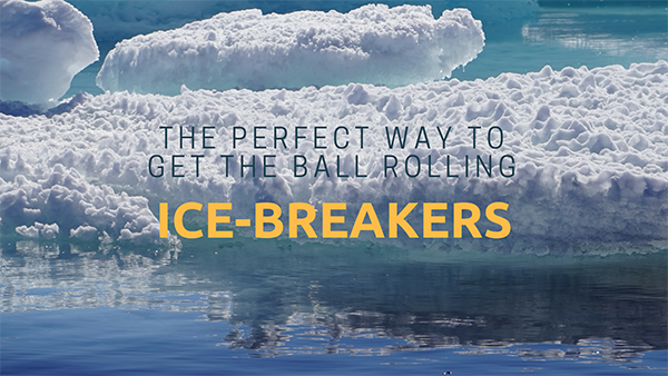 Get The Ball Rolling 5 Public Speaking Ice Breakers