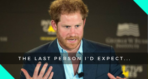 Prince Harry Fears Public Speaking: You're in Good Company