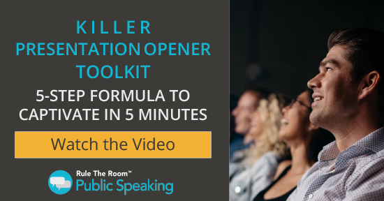 Get The Ball Rolling: 5 Public Speaking Ice Breakers - Presentation