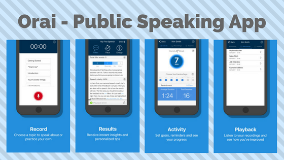 The Free Public Speaking App You Need to Download Today