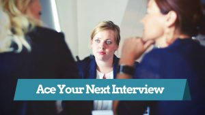 See how public speaking can help you ace a job interview