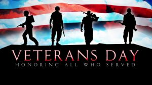 To Those Who Have Served…Thank You Veterans