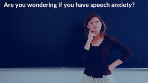 5 Reasons to Fight Against Speech Anxiety